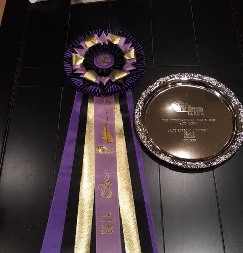 Chic's Best Of The Best In Show, Grand Sieger Award.